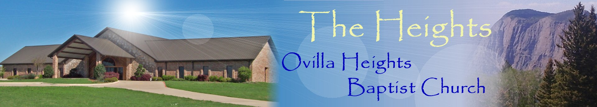 Ovilla Heights Baptist Church